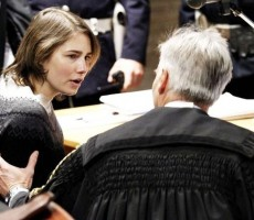 SOLLECITO AND KNOX CLEARED OF MURDER. LAW'S UNCERTAINTY